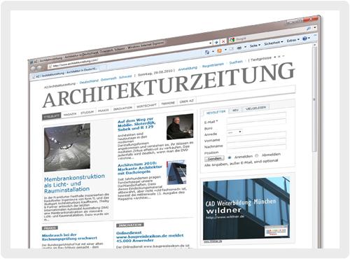 AZ/Architekturzeitung