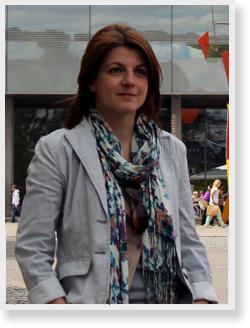 Kunsthistorikerin Simone Kraft